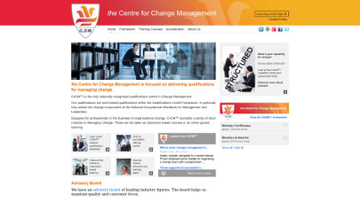 The Centre for Change Management