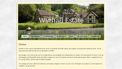 Wythall Estate